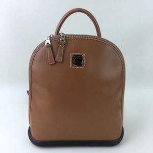 Dooney & Bourke Parasole Brown Backpack